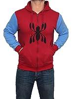 Miracle(Tm) Spider Man Homecoming 2017 Hoodie - Spider Man Full Sleeves Costume Hoodie