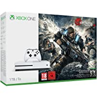MICROSOFT CONSOLE XBOX ONE S 1TB + GEARS OF WAR 4
