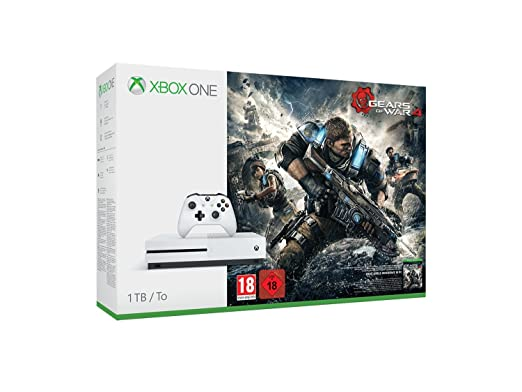 47 opinioni per Xbox One S 1 TB + Gears of War 4 [Bundle Limited]
