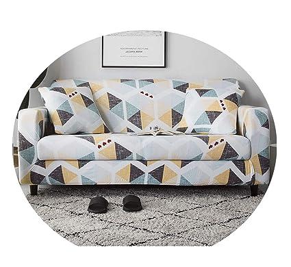Amazon.com: Elastic Sofa Cover Washable Couch Cover Sofa ...