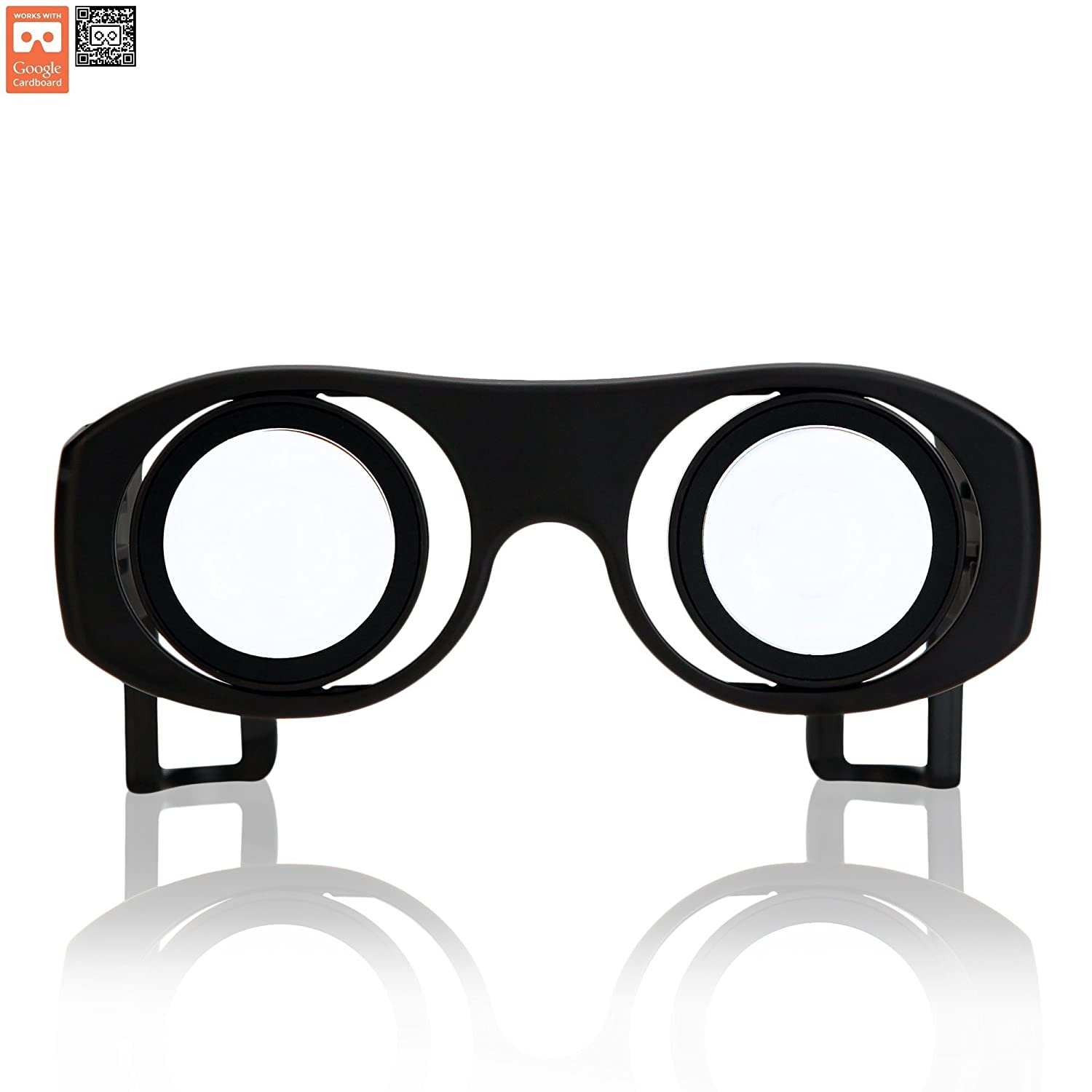 Amazon.com: Virtual Reality Goggles Goggle Tech C1-Glass 3D Glasses ...