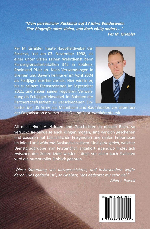 13 Years of Service - Deutsche Ausgabe: My Personal Collection of Military  Bizarreness (German Edition): Per Matthias Griebler: 9781494990091:  Amazon.com: ...