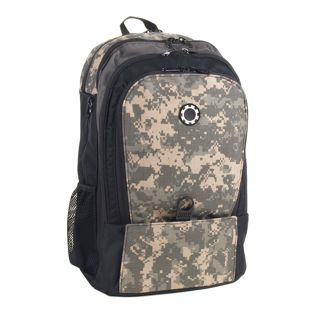 dadgear backpack diaper bag universal camo ebay. Black Bedroom Furniture Sets. Home Design Ideas