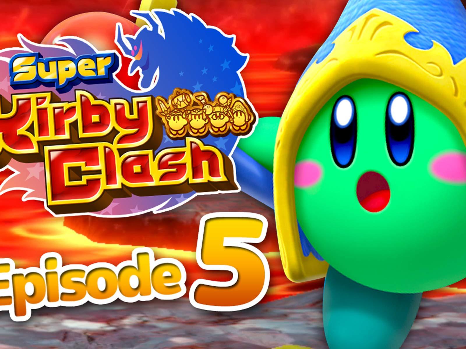 Watch Clip: Super Kirby Clash Gameplay - Zebra Gamer ...