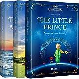 原版經典名著系列讀物:小王子+老人與海+動物莊園(全英文版)(套裝共3冊)
