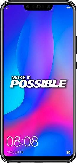 Huawei Nova 3 (Black, 6GB RAM, 128GB Storage)