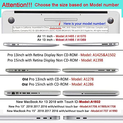 Computer & Office Honest Bottom Case Cover Rubber Feet Screw For Macbook Pro Retina A1398 A1502 A1425 Factory Direct Selling Price