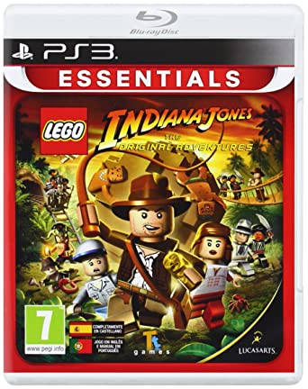 LEGO Indiana Jones  The Original Adventures - Essentials  sony ... 024bc9cf6fb