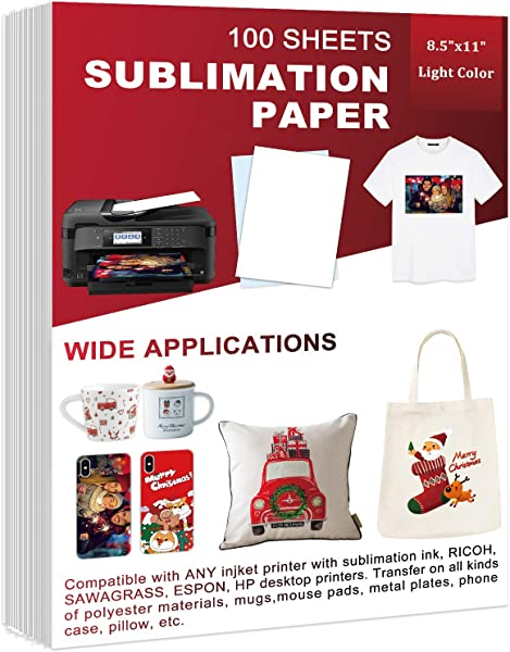 What Kind of Paper is Used for Sublimation