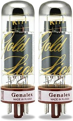 Genalex Gold Lion KT77, Matched Pair review