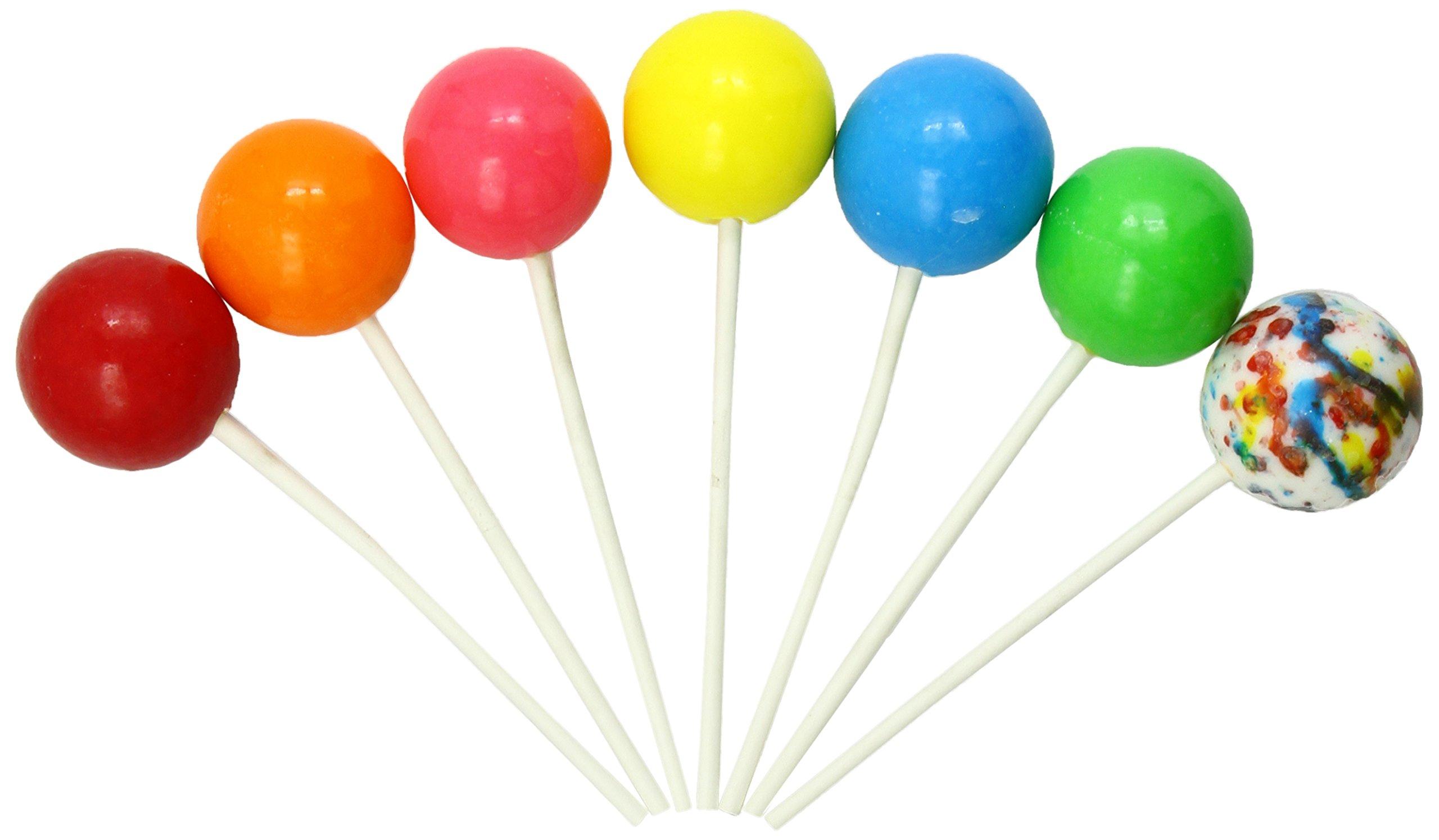 Jawlipops Lollipop Refill, 25-Count by Jawlipops