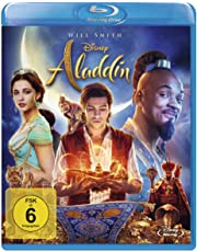 Aladdin (Live-Action) [Blu-ray]