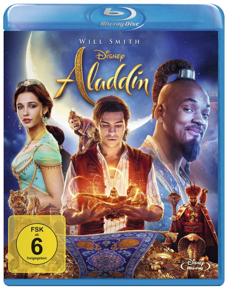 Aladdin: Live-Action: Amazon.es: August, John, Ritchie, Guy ...