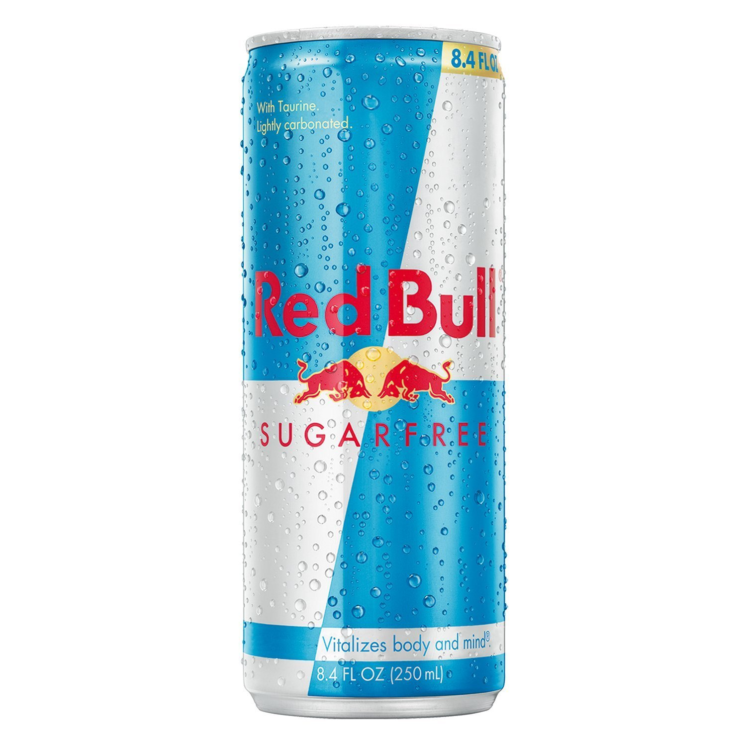 Red Bull Sugarfree, Energy Drink, 8.4 Fl Oz Cans, 12 Count