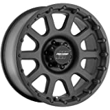 "Pro Comp Alloys Series 32 Wheel with Flat Black Finish (16x8""/6x139.7mm)"