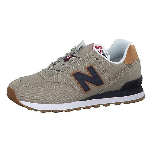 New Balance Ml574, Zapatillas de Deporte para Hombre: Amazon.es: Zapatos y complementos
