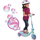 Huffy 6V 2 in 1 Bubble Scooter (Mermaid) Girls Toy