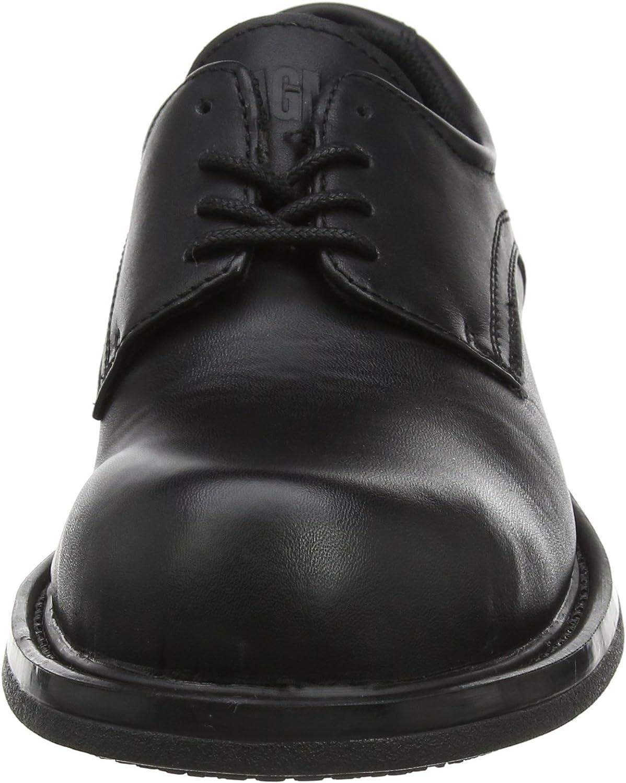 Magnum Active Duty Composite Toe, Chaussures de sécurité Mixte Adulte Noir Black