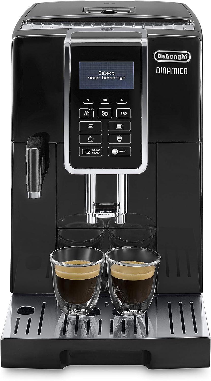 ماكينة صنع قهوة ديلونجي، بقوة 1450 واط، سعة 1.8 لتر، أسود – (ECAM 350.55.B)