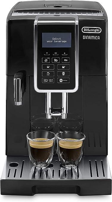 Delonghi Dinamica Ecam350.55.B - Cafetera superautomática, 1450w ...