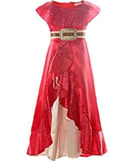 Red dress magic 7 points