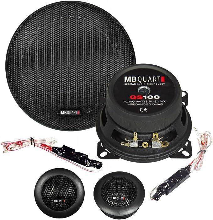 Mb Quart Kompo Kit 10 Cm Qs 100 Elektronik
