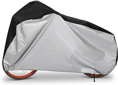 LIHAO Funda Bicicleta 190T Cubierta Impermeable de Bicicleta ...