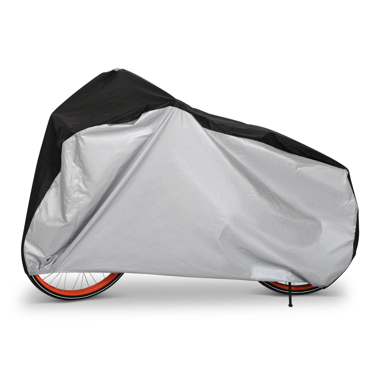 LIHAO Funda Bicicleta 190T Cubierta Impermeable de Bicicleta Funda Protectora Bici product image