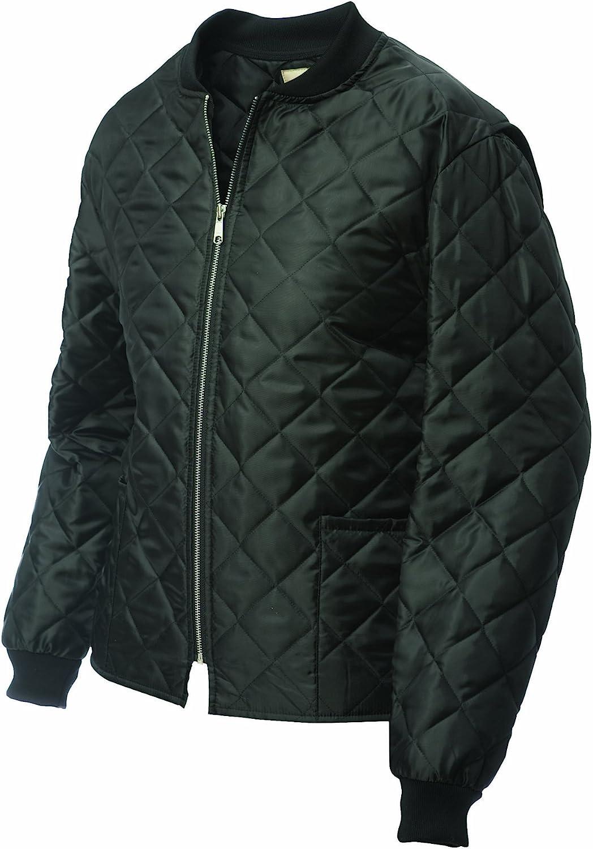 Work King Men's Quilted Freezer Jacket