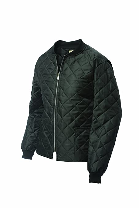 Amazon Work King Mens Quilted Freezer Jacket Sports Outdoors