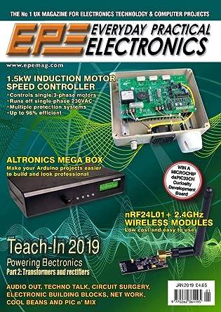 Amazon com: Everyday Practical Electronics: Kindle Store