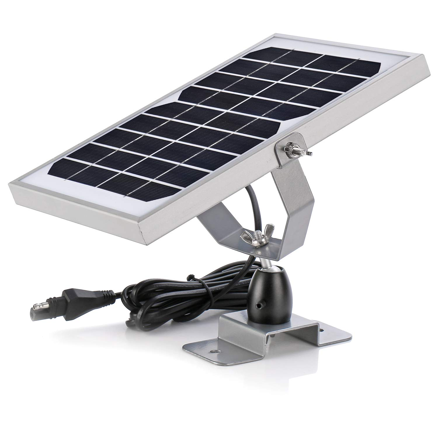 6V Waterproof Solar Battery Trickle Charger