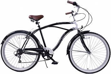 Ammaco Estilo Americano para Hombre Ideal para Bicicleta de Playa ...