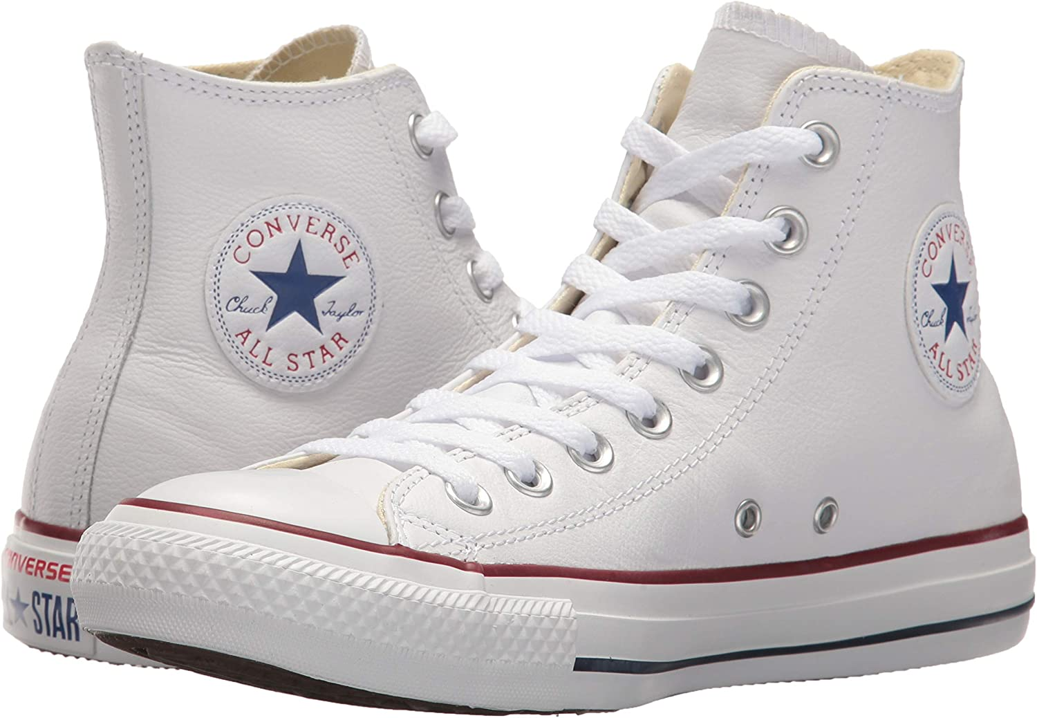 Converse CT Core Lea Hi, Sneakers Hautes Mixte Adulte