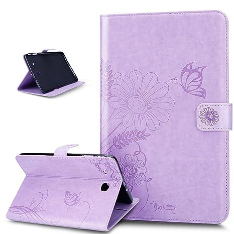 Samsung Galaxy Tab 4 10,1 caso, ikasus, diseño de mariposa ...