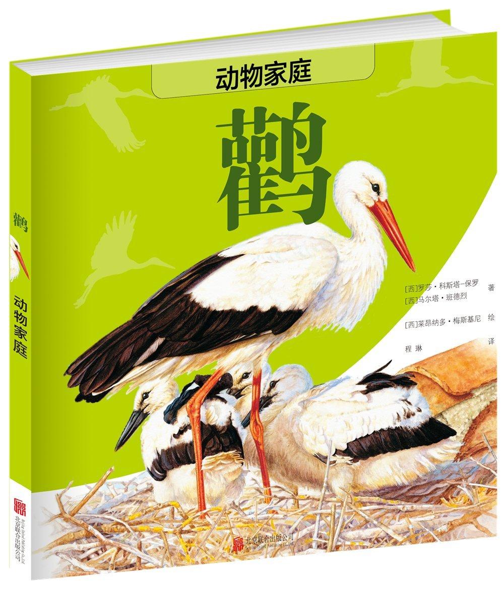 Download 鹳(精)/动物家庭 pdf epub