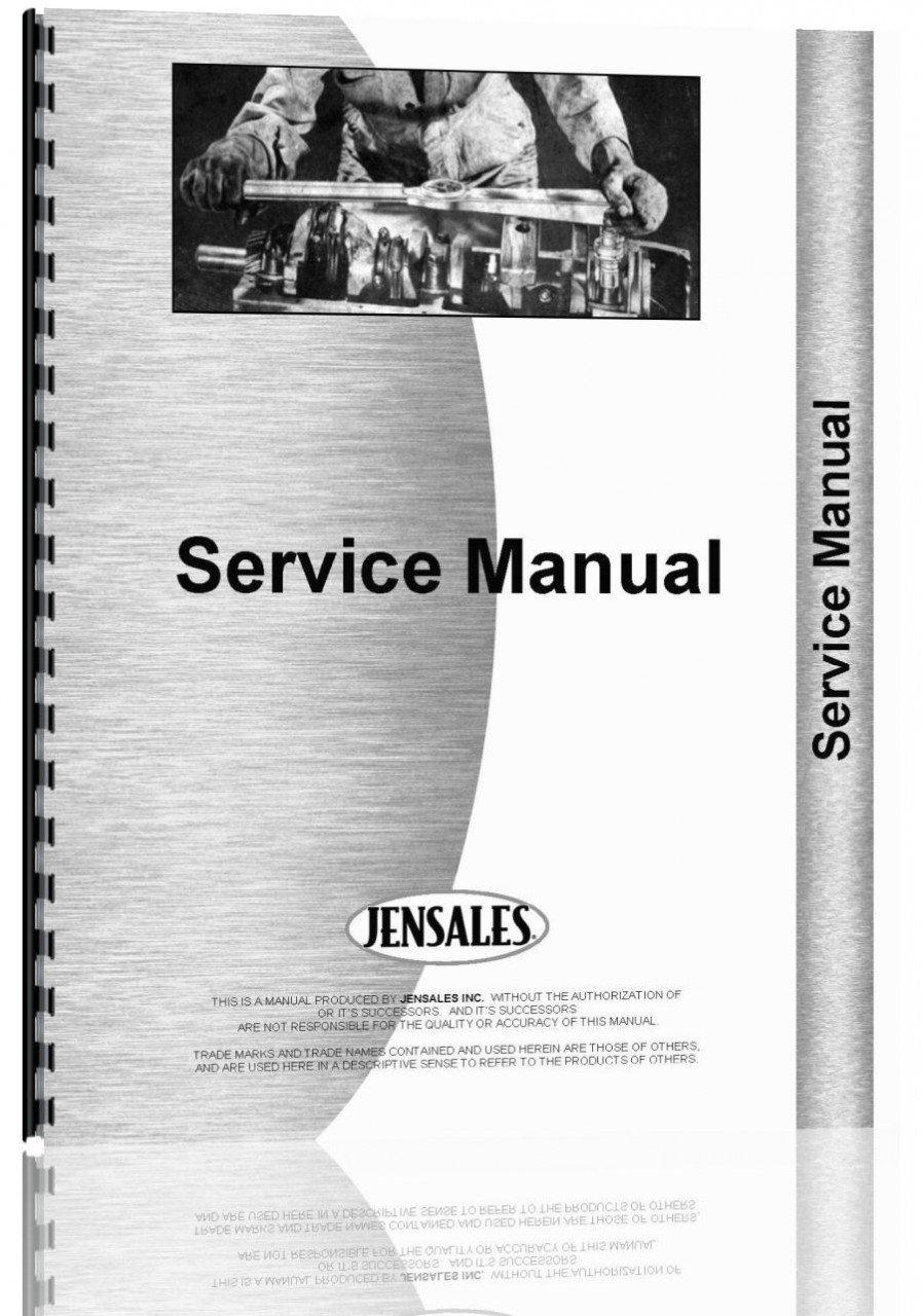Case 35B Excavator Service Manual PDF