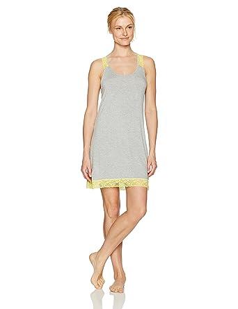 52e6e742ed Amazon.com  Mae Women s Sleepwear Racerback Nightgown  Clothing