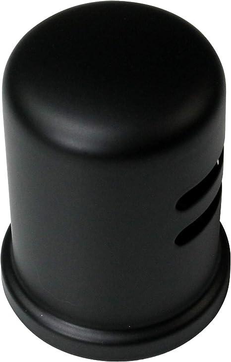 Matte Black Westbrass D201-1-62 Air Gap Cap