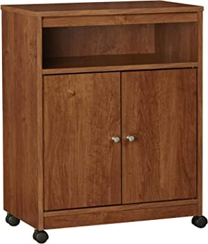 Amazon.com: Ameriwood Home 5206412COM Landry - Carro de ...