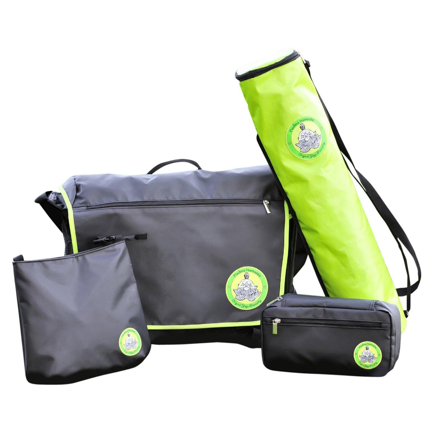 Cham Tex Taschen Yoga-taschen und Zubehör Allround Bag 4-teilig
