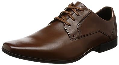 Derby Zbsdqab Zapatos Hombre Glement Lace De Clarks Para Amazon Cordones cxCf1pqaxw