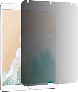 "AmazonBasics Slim Privacy Screen Filter for 10.5"" iPad Air 2019 / iPad Pro 2017, Antimicrobial, Anti Glare UV & Blue Light Filter (Portrait 10.5 inch, 9.7"" x 6.7"")"