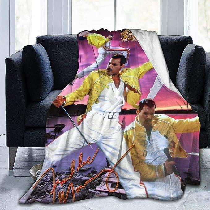 FT FENTENG Einzigartige Fleece-Bettdecken superweich Flugzeug Liegestuhl XI-Tonberry Hochzeits-/Überwurf K/ühldecke f/ür M/ädchen 152,4 x 127,7 cm hypoallergen