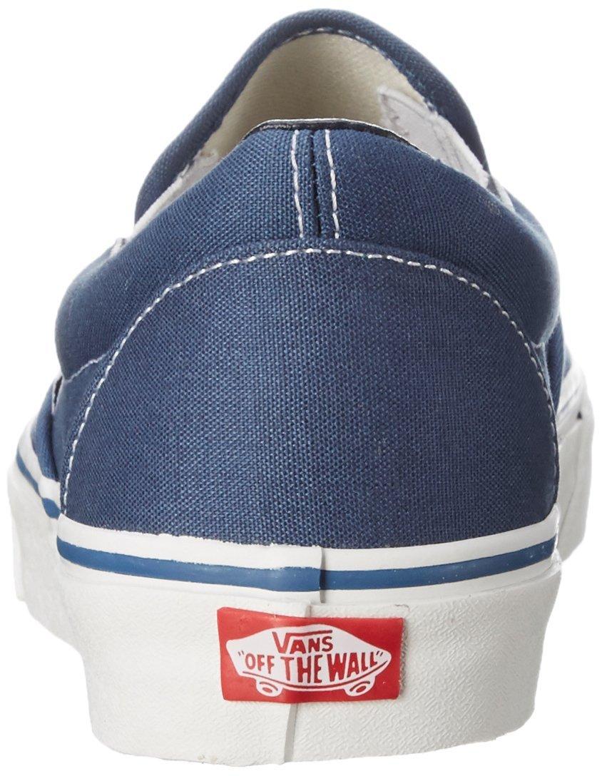 Vans Unisex Classic (Checkerboard) Slip-On Skate US Shoe B000NSH6XS 12 B(M) US Skate Women / 10.5 D(M) US Men|Navy 034f64