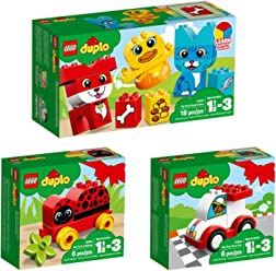 LEGO Duplo Creative Play Duplo Bundle Building Kit (30 Piece)
