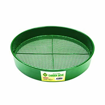 Amazoncom 12In Mesh Garden Sieve Plant Germination Equipment