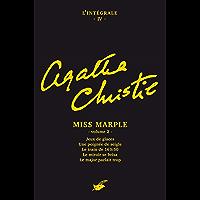 Intégrale Miss Marple - volume 2 (Les Intégrales du Masque)