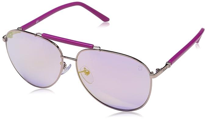 Tous STO294-R15G, Gafas de Sol para Mujer, Fuxia, 58