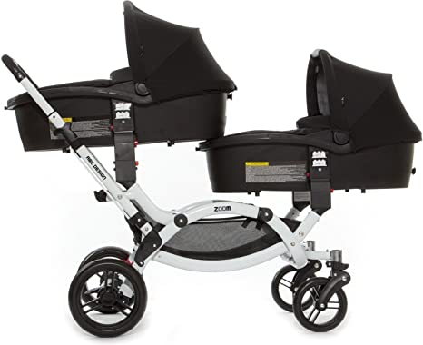 Zwillingskinderwagen Abc
